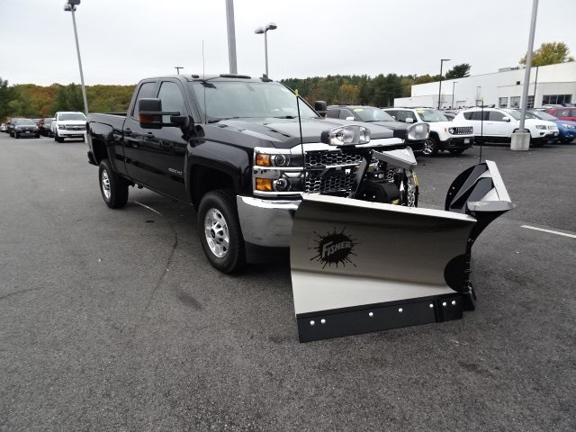 New 2019 Chevrolet Silverado 2500hd Work Truck Double Cab In Dover