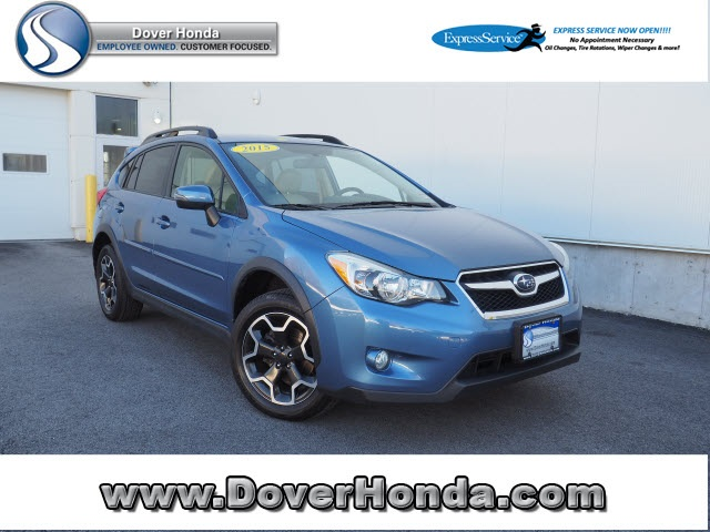 Pre Owned 2017 Subaru Xv Crosstrek 2 0i Limited
